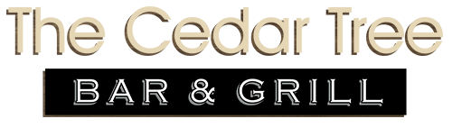 the cedar tree bar and grill